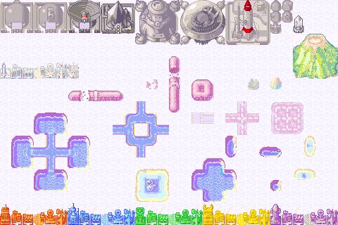 Map parts 6