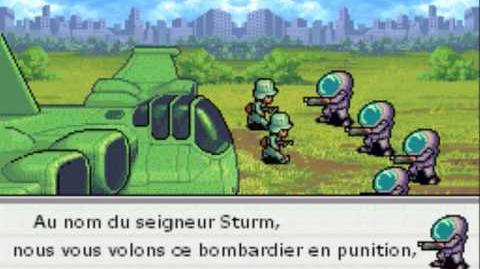 Advance Wars 2, Le reigne de Sturm EP 2