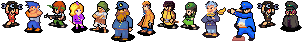 CO Sprites and custom colours
