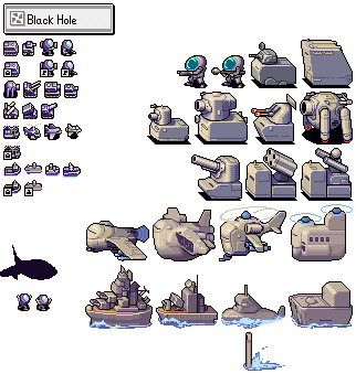 Starter Sprites | Advance Wars Comedians Wiki | FANDOM powered by Wikia
