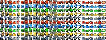 Map units
