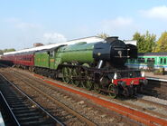 Flying Scotsman 2005