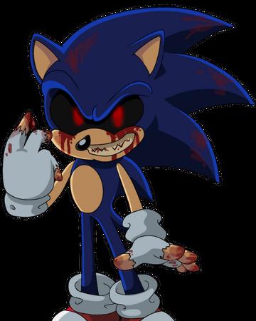 Sonic Exe Awegamer2015 Wikia Fandom