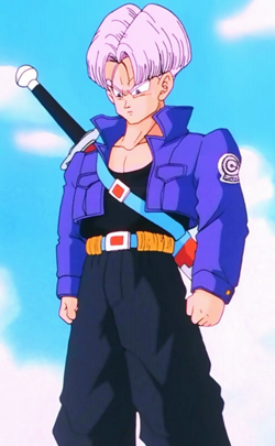 Character Profile - Future Trunks