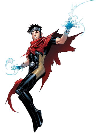 Character Profile - Wiccan