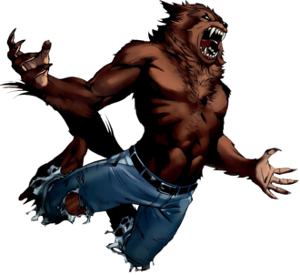 Character Profile - Werewolf by Night