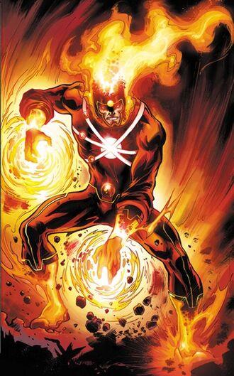 Character Profile - Firestorm