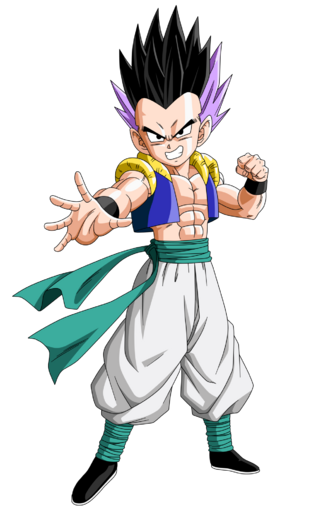 Character Profile - Gotenks