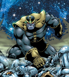 Character Profile - Thanos