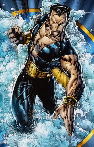 Character Profile - Namor the Submariner