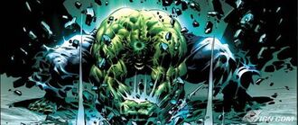 Character Profile - Hulk