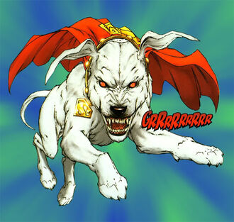 Character Profile - Krypto the Superdog