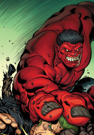 Character Profile - Red Hulk