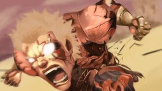 Character Profile - Asura (Asura's Wrath)