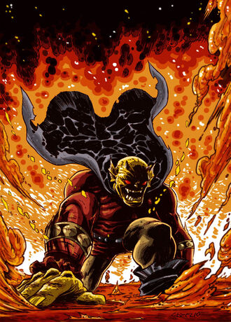 Character Profile - Etrigan the Demon