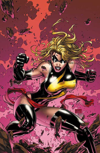 Character Profile - Ms. Marvel