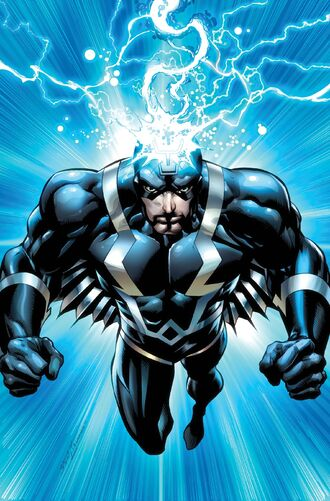 Character Profile - Black Bolt