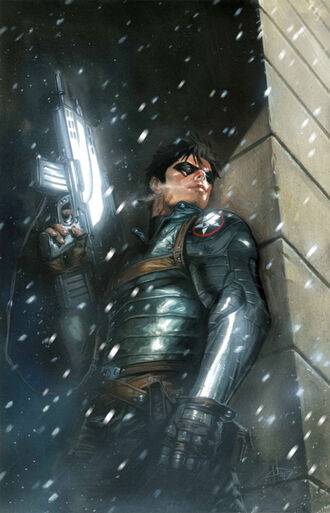 Character Profile - Winter Soldier