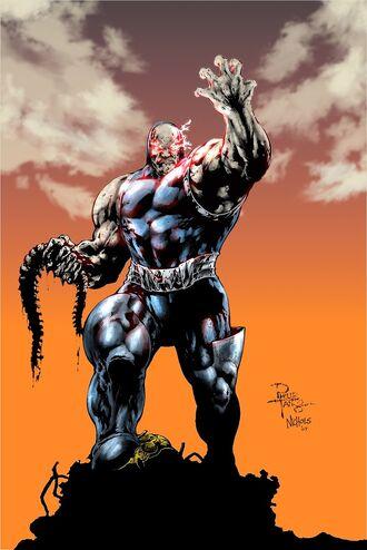 Character Profile - Darkseid