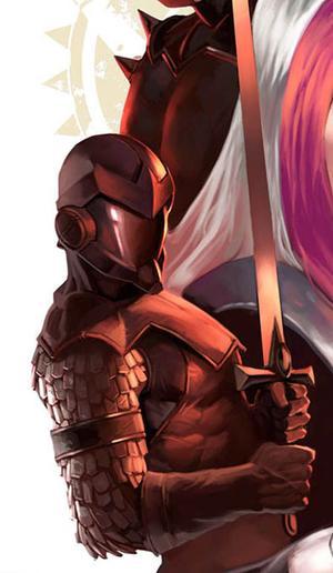 Character Profile - Swordsman