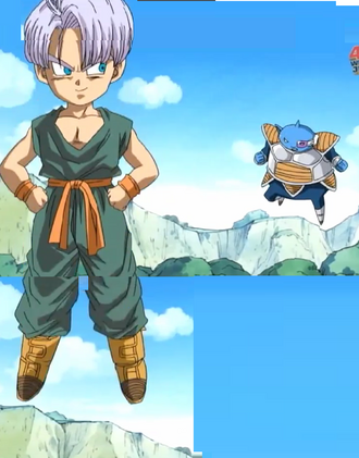 Character Profile - Kid Trunks