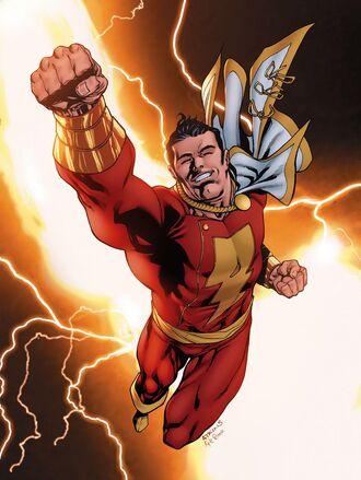 Character Profile - Captain Marvel (DC Comics)
