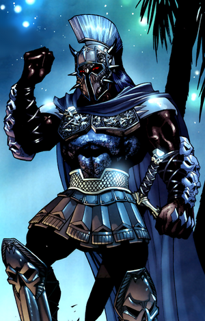 Character Profile - Ares (DC Comics)