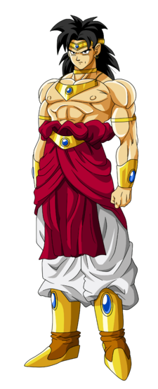 Character Profile - Broly the Legendary Super Saiyan