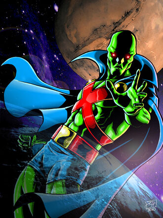 Character Profile - Martian Manhunter