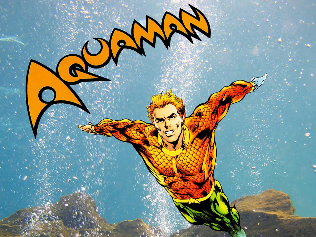 Character Profile - Aquaman