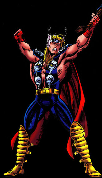 Character Profile - Thor (Dargo Ktor)