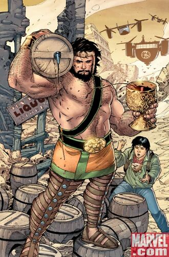 Character Profile - Hercules (Marvel Comics)
