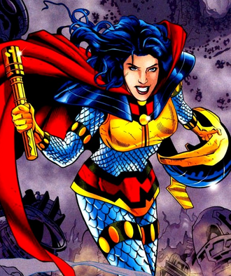 Character Profile - Big Barda