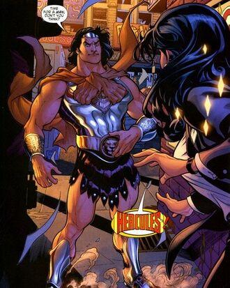 Character Profile - Hercules (DC Comics)