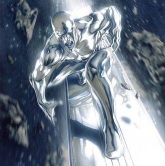 Character Profile - Silver Surfer