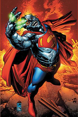 Character Profile - Cyborg Superman