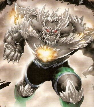 Character Profile - Doomsday