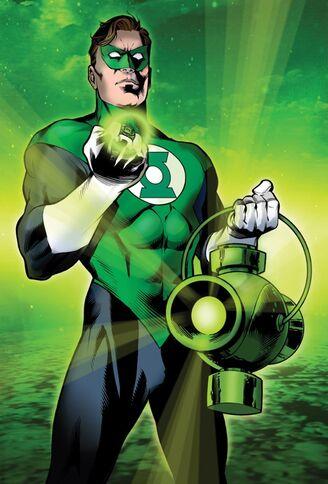 Character Profile - Green Lantern