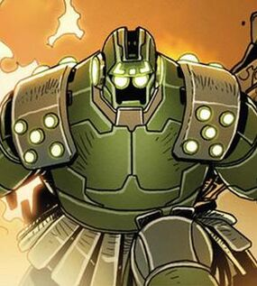 Character Profile - Titanium Man
