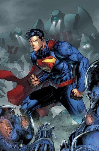 Character Profile - Superman