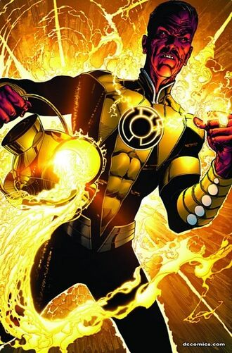 Character Profile - Sinestro