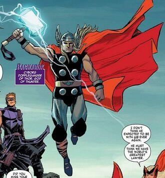 Character Profile - Thor (Ragnarok)