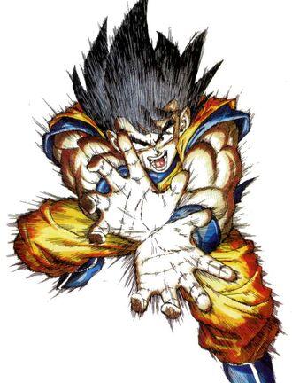 Character Profile - Son Goku