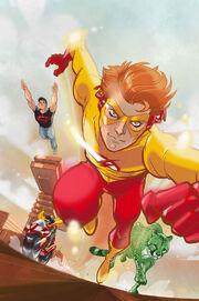 Teen Titans Vol 3 90 Variant Textless