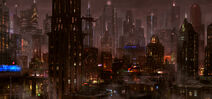The big city by joakimolofsson-d5cc2l0