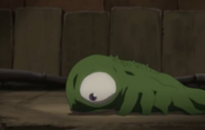 Envy Crawling Around in Tadpole Form