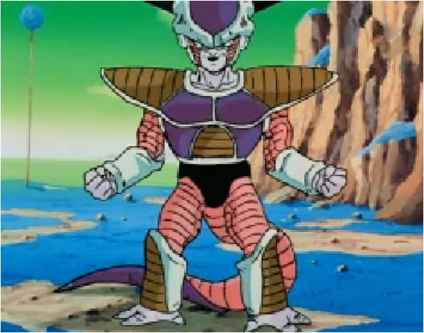 Image - Frieza 1st Form Pic.png | Awesome Anime and Manga Wiki ...