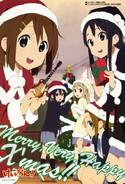 Merry Christmas K-On!