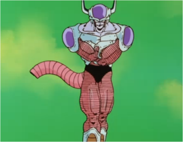 Image - Frieza 2nd Form Pic 3.png   Awesome Anime and Manga Wiki ...