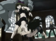 Wrath Tackles Envy's Leg